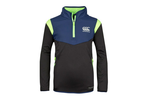 Thermoreg Spacer Youth Fleece 1/4 Zip Rugby Training Top