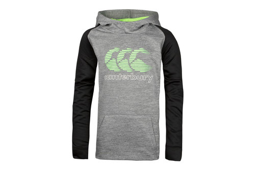Vaposhield Youth Fleece Hooded Rugby Sweat