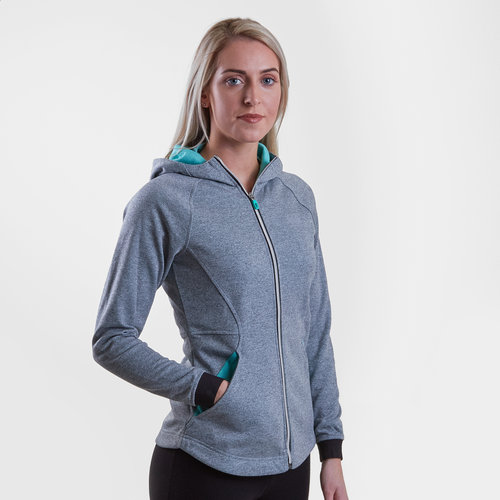 Vaposhield Ladies Full Zip Hooded Training Sweat