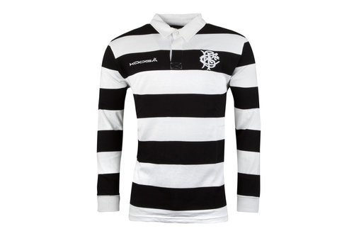 Barbarians 2017/18 Home L/S Classic Rugby Shirt