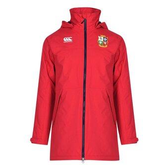 British and Irish Lions Waterproof Jacket Mens