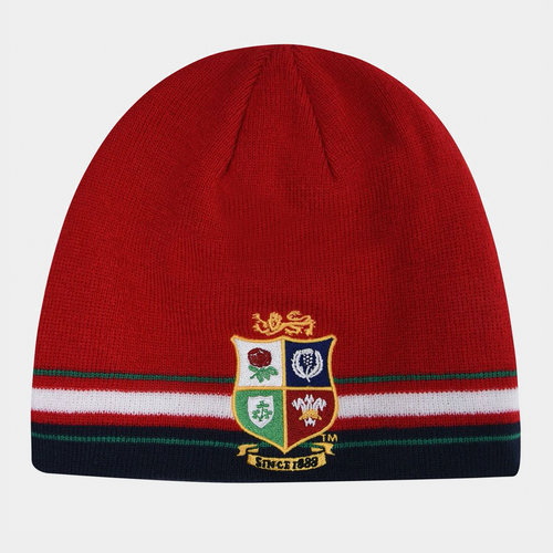 British and Irish Lions Fleece Beanie