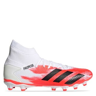 Predator 20.3 Mid Ground Football Boots Mens
