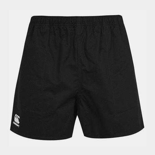 Professional Rugby Shorts Black