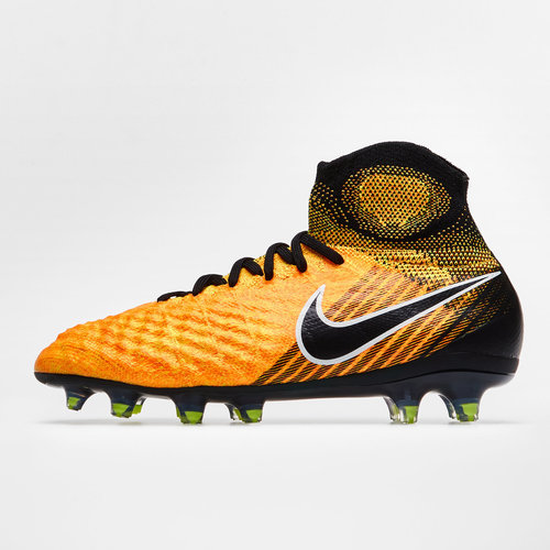 fee7a1c7ecc2 Nike Magista Obra II Kids FG Football Boots
