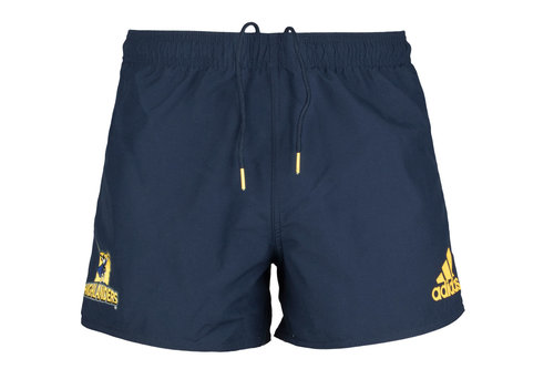 Highlanders 2018 Home Players Super Rugby Shorts
