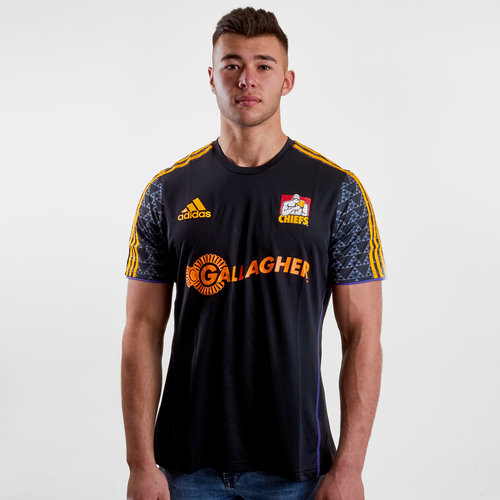 Chiefs 2019 Players Super Rugby Performance T-Shirt