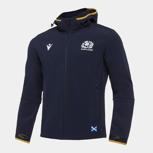 Scotland Full Zip Hoodie Junior