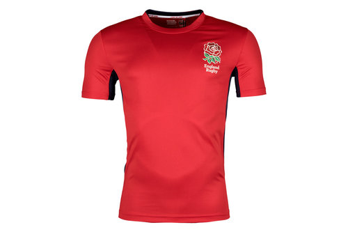 England Rugby RFU Little Kids Poly T-Shirt
