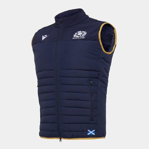 Scotland Padded Gilet Mens