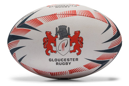 Gloucester Replica Rugby Ball