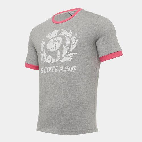Scotland T Shirt Mens