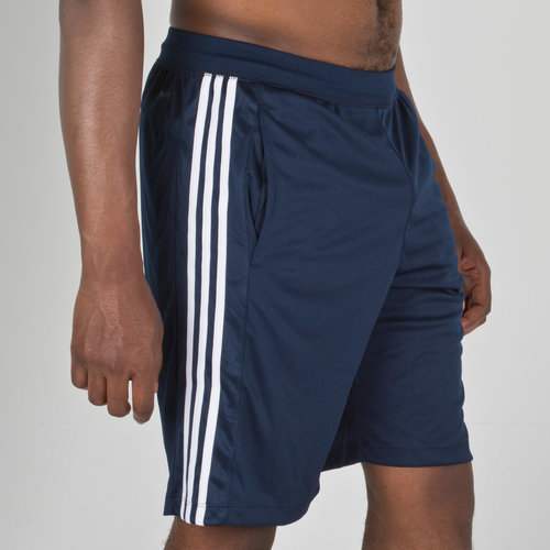 D2M 3 Stripes Training Shorts