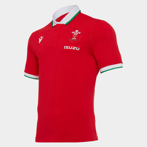 Wales Home Classic Shirt 2020 2021