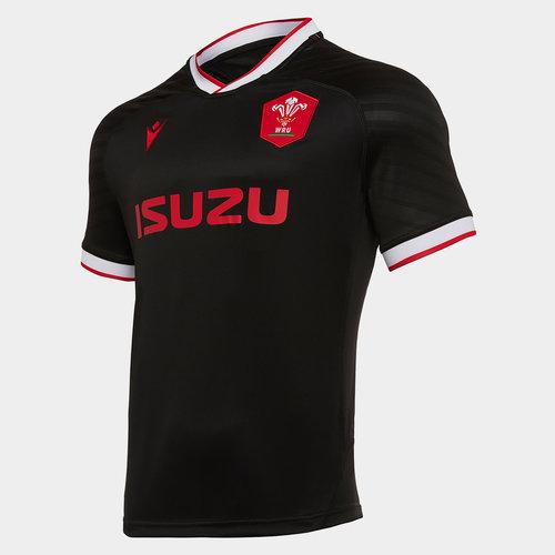 Wales Alternate Shirt 2020 2021