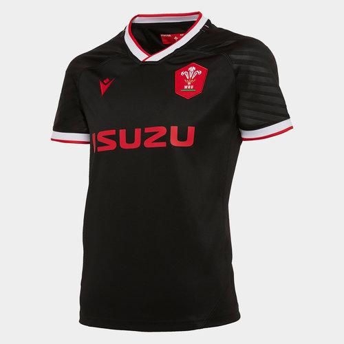 Wales Sevens Alternate Shirt 2020 2021 Junior