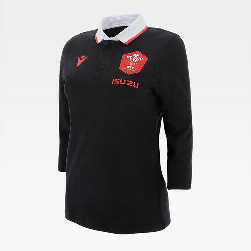 Wales Alternate Classic Shirt 2020 2021 Ladies