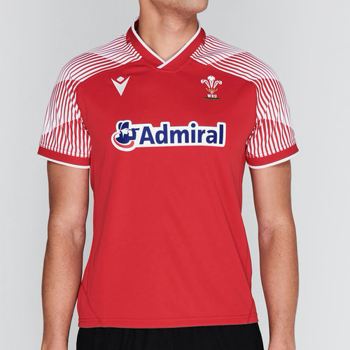 Wales Pathway Home Shirt 2020 2021