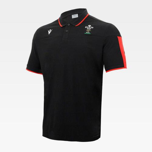 Wales Polo Shirt Mens