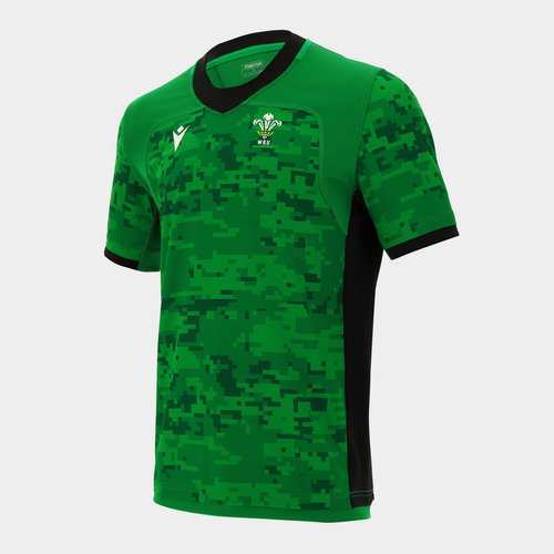 Wales Training Top Mens