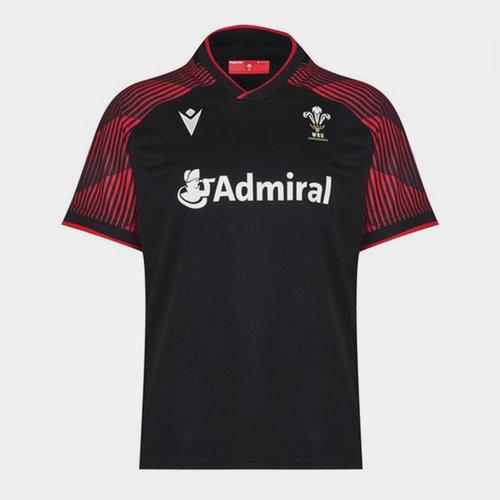 Wales Alternate Pathway 7s Shirt 2020 2021