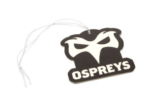 Ospreys Rugby Car Air Freshener