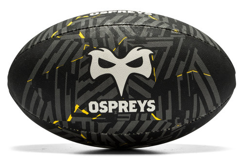 Ospreys Euro Supporters Rugby Ball
