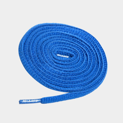 Hydrophobic Royal Blue Performance Laces
