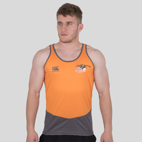 Cheetahs 2018 Players Rugby Training Singlet