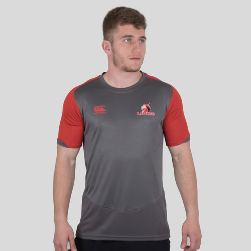 Lions 2018 Players Rugby Training T-Shirt
