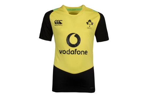 Ireland IRFU 2017/18 Kids Superlight Poly Rugby Training T-Shirt