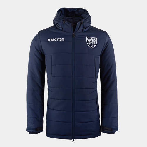Saints Jacket Mens