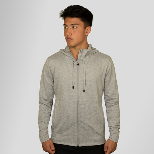 Workout Climalite Full Zip Hooded Sweat