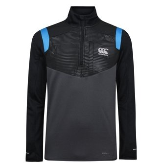 Vapodri 1/4 Zip Poly Knit Training Top