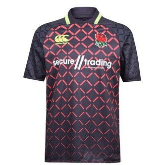 England 7s 2018/19 Alternate Pro S/S Rugby Shirt