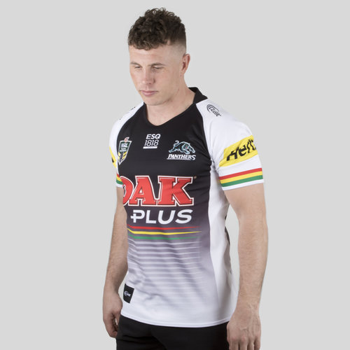 Penrith Panthers 2018 NRL Alternate S/S Rugby Shirt