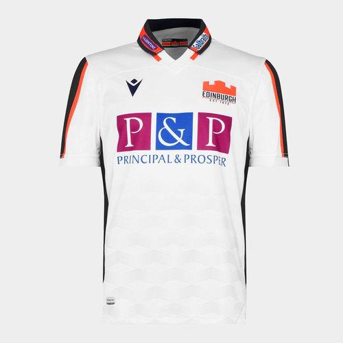 Edinburgh Alternate Shirt 2020 2021 Mens