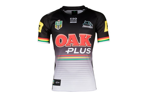 Penrith Panthers 2018 NRL Kids Home S/S Rugby Shirt