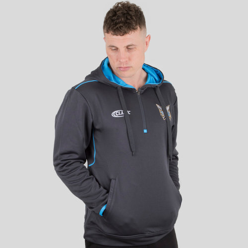 Gold Coast Titans 2018 NRL Performance Hooded Rugby Sweat