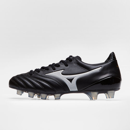 Morelia Neo II K Leather MD FG Football Boots