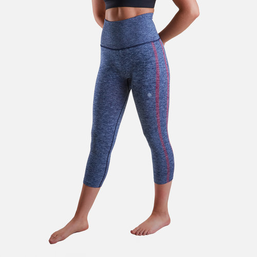 Ladies Cool Capri Training Tights