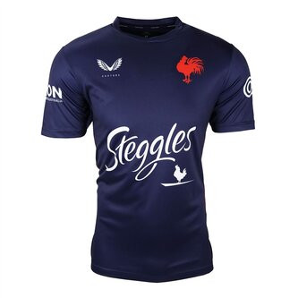 Sydney Roosters 2021 Training T Shirt Mens
