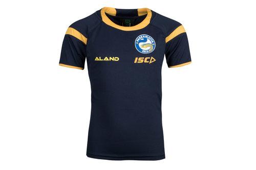 Parramatta Eels 2018 NRL Kids Rugby Training T-Shirt