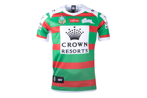 South Sydney Rabbitohs NRL 2018 Alternate S/S Rugby Shirt