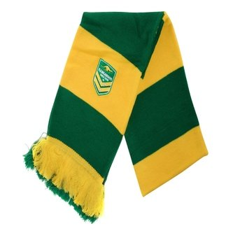 Australia Kangaroos Rugby League Supporters Scarf