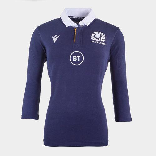 Scotland Classic Home Shirt 2020 2021 Ladies