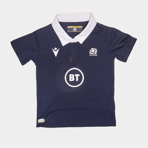 Scotland 2020/21 Home Infant Shirt