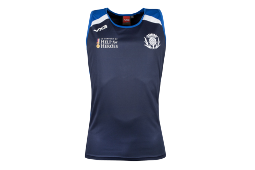 Help for Heroes Scotland 2018/19 Rugby Vest