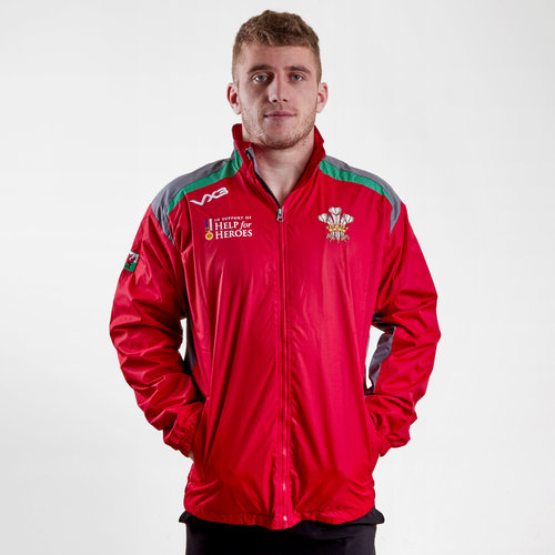 Help for Heroes Wales 2018/19 Rugby Jacket