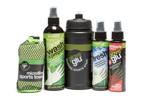 Goalkeeper Wash Revive Bundle